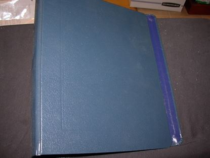 Picture of USED SCOTT JUMBO BINDER WITH HARDWARE IN GOOD CONDITION!